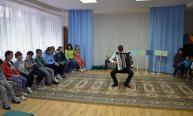 У нас в гостях учащиеся Детской музыкальной школы им. Андреева