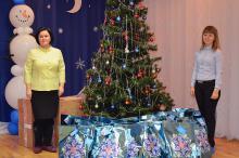 Новогодние подарки от Тюменской энергосбытовой компании